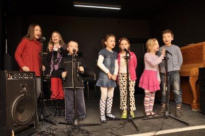 Dziecięcy zespół muzyczny SING&PLAY