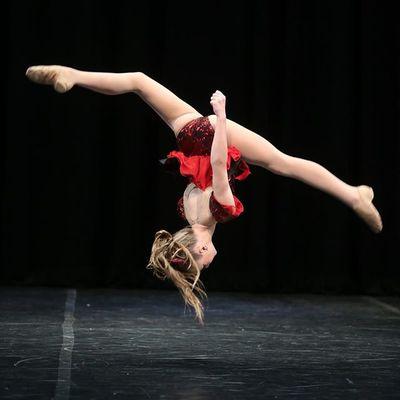 Grupa akrobatyki tanecznej REFLEX