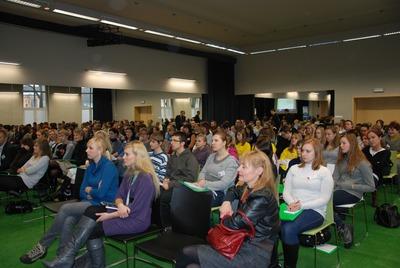 Konferencja Samorządów Uczniowskich