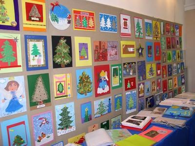 Projekt kartki świątecznej