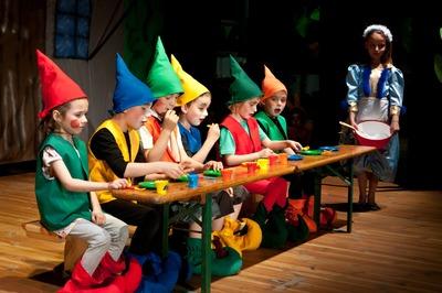 Przegląd Dziecięcych Inscenizacji Teatralnych