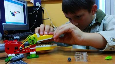 Robotyka LEGO WeDo
