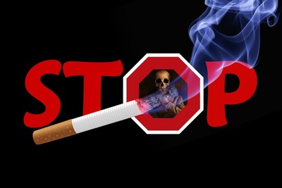 Sam nie palę i innym odradzam