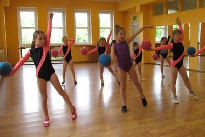 Zespół gimnastyki artystycznej